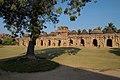 Hampi, India, Elephant Stable for royal elephants of Vijayanagara Empire.jpg