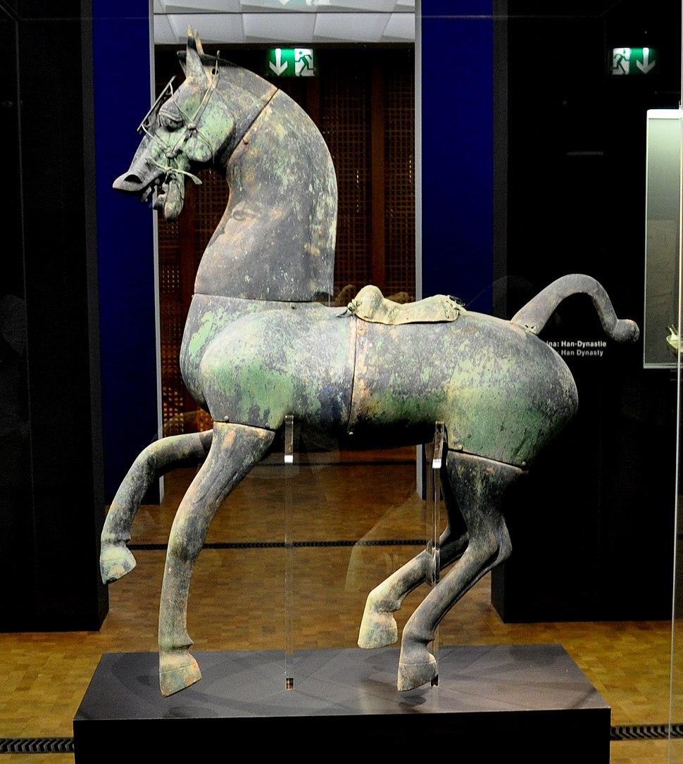 Han Pferd Bronze Museum Rietberg img01