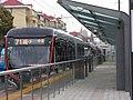 Hangdong Road Station, Yan'an Road Bus Medium Transit System.jpg