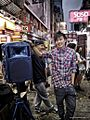 Happiness is an evening in Mong Kok (8106974184).jpg