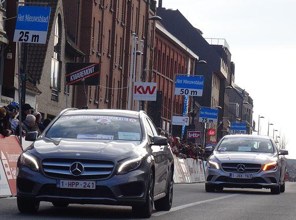 Harelbeke - Driedaagse van West-Vlaanderen, etappe 1, 7 maart 2015, aankomst (A45).JPG