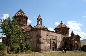Harichavank Monastery - Image: Harich big
