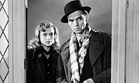 Harriet Andersson & Per Oscarsson in Trots 1952.jpg