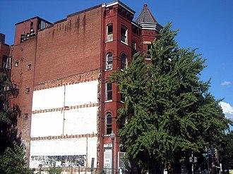Harrison Apartment Building - Image: Harrison Apartment Building