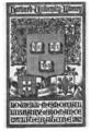 Harvard University Lowell Memorial Library bookplate.png