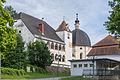 Haselsdorf Tobelbad Pfarrhof Kirche Festsaal.jpg