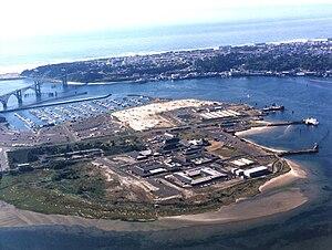 Hatfield Marine Science Center - Campus on Yaquina Bay