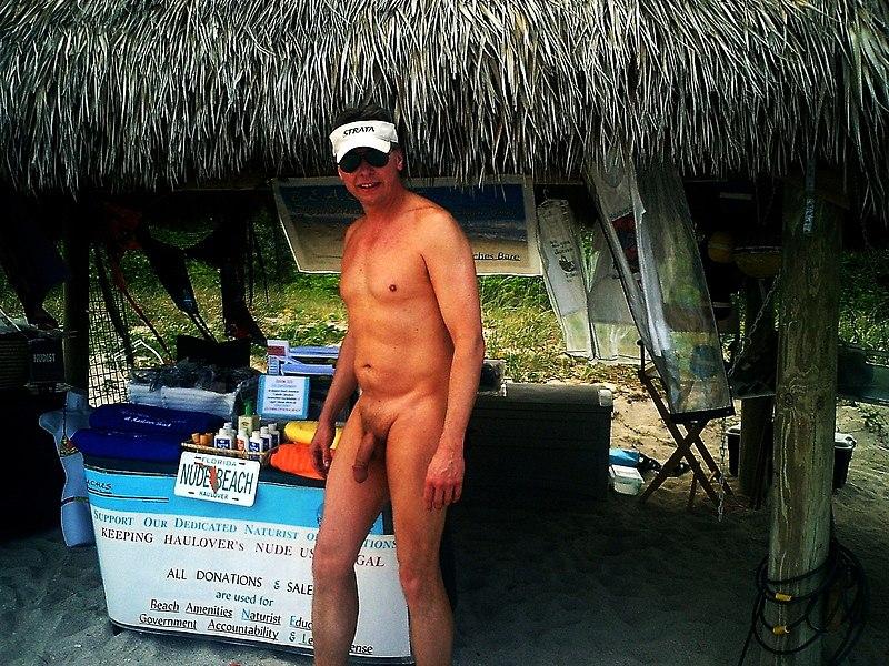 Haulover Beach Nude