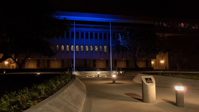 File:Hawaii Law Enforcement Memorial (28325835531).jpg
