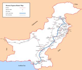 <i>Hazara Express</i>