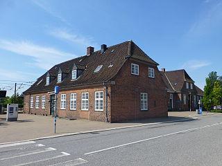 Town in Capital (Hovedstaden), Denmark