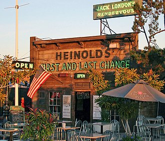"Jack London - Heinold's First and Last Chance, ""Jack London's Rendezvous"""