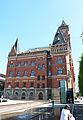 Helsingborgs rådhus, norra fasaden 02.JPG