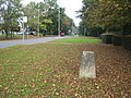 Hemel Hempstead, High Street Green Triangulation Pillar - geograph.org.uk - 585178.jpg