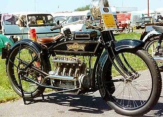 Henderson Motorcycle - Henderson 1917