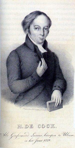 Hendrik de Cock - Image: Hendrik de Cock
