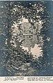 Henri Biva, Les brumes sur l'étang de Villeneuve (Mist above the pond of Villeneuve) Salon de 1911. Société des Artistes Français, postcard.jpg
