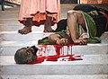 Henri regnault, esecuzione senza processo sotto i re mori di granada, 1870, 04.JPG