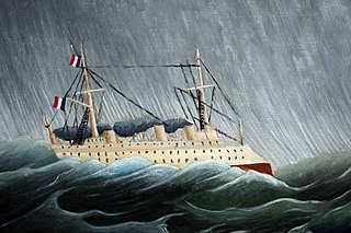 The Ship in the Tempest