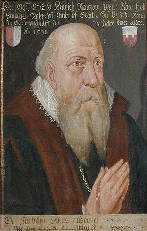 Heinrich Rantzau - Heinrich Rantzau