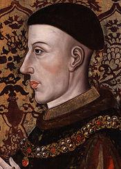 Henri V d Angleterre.