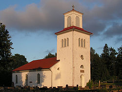Herrestad church