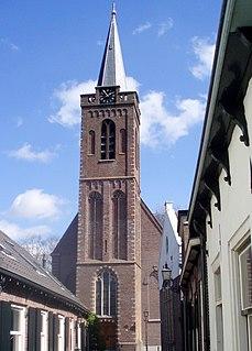 Kamerik Town in Utrecht, Netherlands