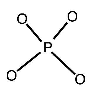 Keggin structure - Central tetrahedron