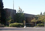Hewlett Packard HQ entrance