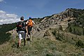 Hikers on Dailey Creek Trail (14168872018).jpg