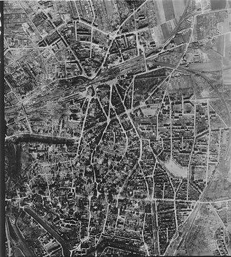 Bombing of Hildesheim in World War II - Hildesheim after March 22, 1945