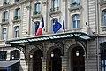 Hilton Hotel, Gare Saint-Lazard, Paris 29 April 2017.jpg