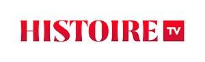 Logo d'Histoire TV depuis le 4 décembre 2019.