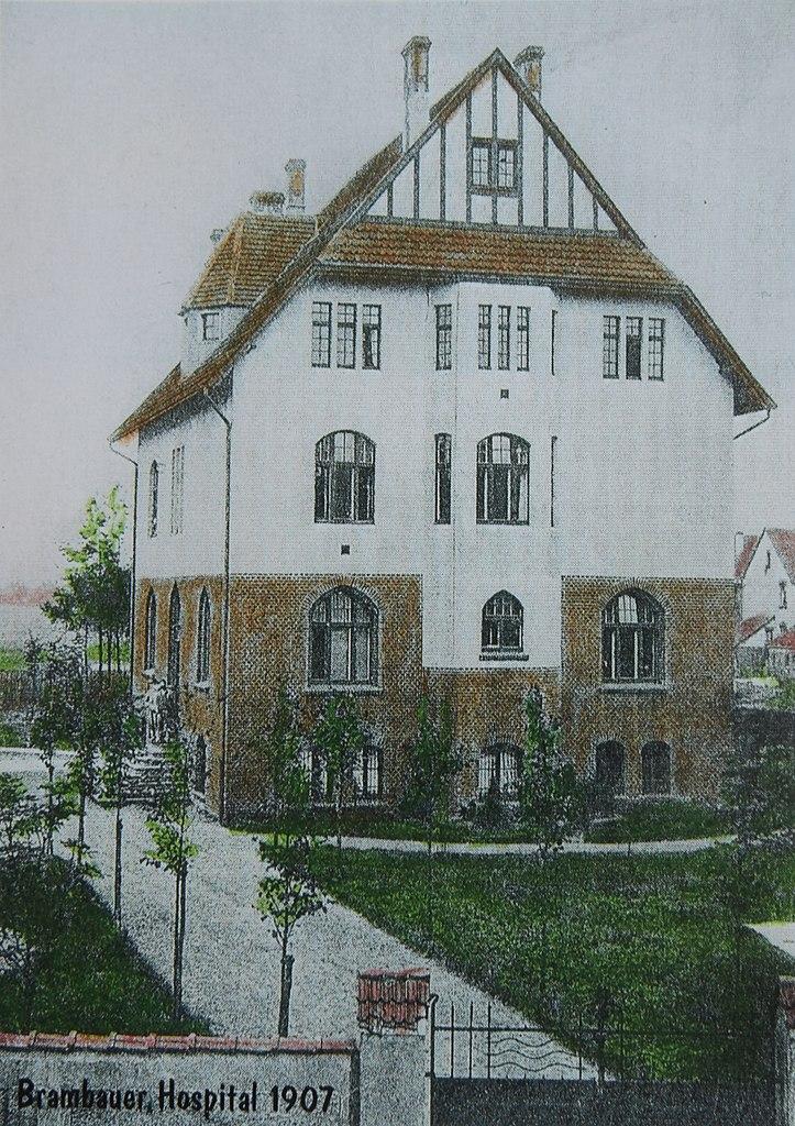 Dateihistorisches Foto Der Klinik Am Park Lünenjpg Wikipedia