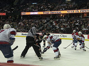Battle of Alberta - Image: Hitmen v Oil Kings