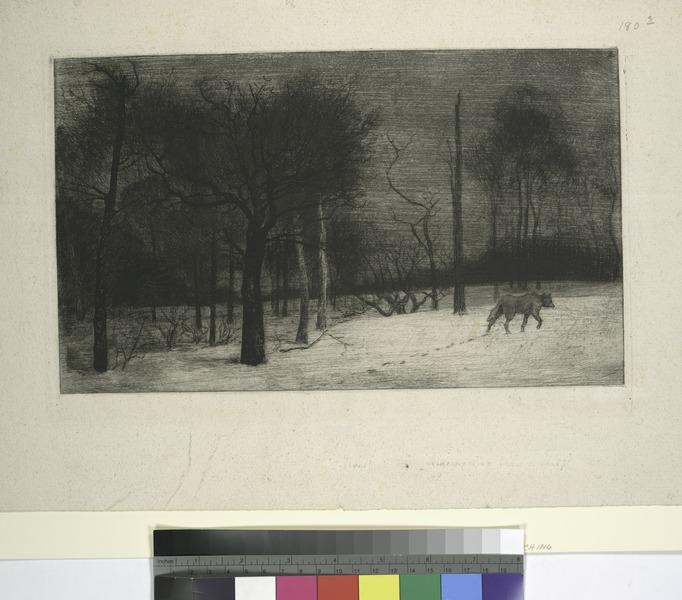 File:Hiver (ou Le loup dans la neige) (NYPL b14506647-1128823).tiff