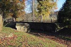 Hocking Canal - Image: Hocking Canal Lock 19