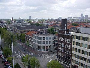 Laan van Meerdervoort - Image: Hoek Lv Meerdervoort Zoutmanstraat, Den Haag (NL)077no