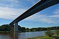 Hohenhörn, Autobahnbrücke über den Nord-Ostsee-Kanal NIK 2613.JPG