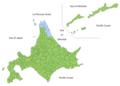 HokkaidoMap Soya subprefecture en.png