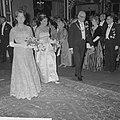 Hollandfestival in Kurhaus te Scheveningen geopend, Prinses Christina en Prinses, Bestanddeelnr 916-5423.jpg