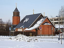 Holy Trinity Cathedral Oulu 20081226.JPG