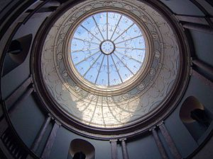 Portman Estate - Adam's neoclassical Home House (1777)