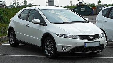 cf68c91b0dd Honda Civic (eighth generation) - Wikiwand
