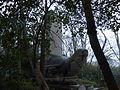 Hong Lou Park - Blank stele bixi - P1060596.JPG
