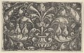 Horizontal Panel with Tendrils Growing Outwards from a Vase at Center MET DP836793.jpg