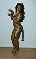 Hot Kandi Body painting Cheetah (9328128308).jpg