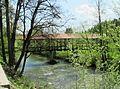 Hotavlje Slovenia - Poljane Sora bridge.JPG