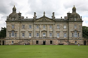Marquess of Cholmondeley - Houghton Hall, the ancestral home of the Marquess of Cholmondeley since the establishment of the title