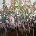 House Morro Bay by David Fairrington Oil 2011.jpg